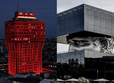 Najbardziej przerażające i niesamowite budynki na świecie!
