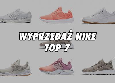 7 najlepszych damskich butów na wyprzedaży Nike + dodatkowy kod rabatowy!