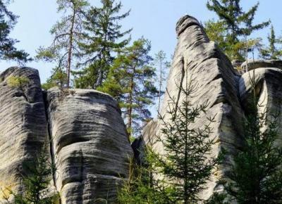 Ardspach- Skalne Miasto w Czechach, które pobudza wyobraźnię - W POSZUKIWANIU KOŃCA ŚWIATA - Blog podróżniczy