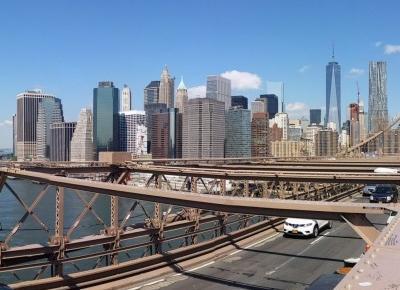 NOWY JORK - W poszukiwaniu końca świata