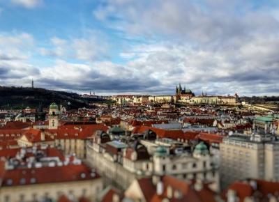 Życie w Pradze- wposzukiwaniu.pl - blog podróżniczy