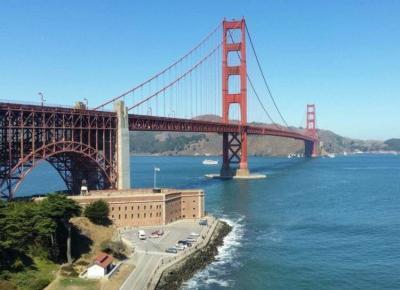 San Francisco: Atrakcje i ciekawostki - W poszukiwaniu końca świata
