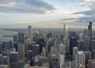 TUTAJ MÓWI SIĘ PO POLSKU: CHICAGO - W poszukiwaniu końca świata