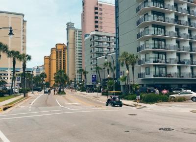 Karolina Południowa: Myrtle Beach- W poszukiwaniu końca świata