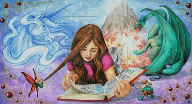 Fantasy jest beznadziejne! Czyli jak zrazić człowieka do czytania przez zły dobór lektur - Ecnelis Blog