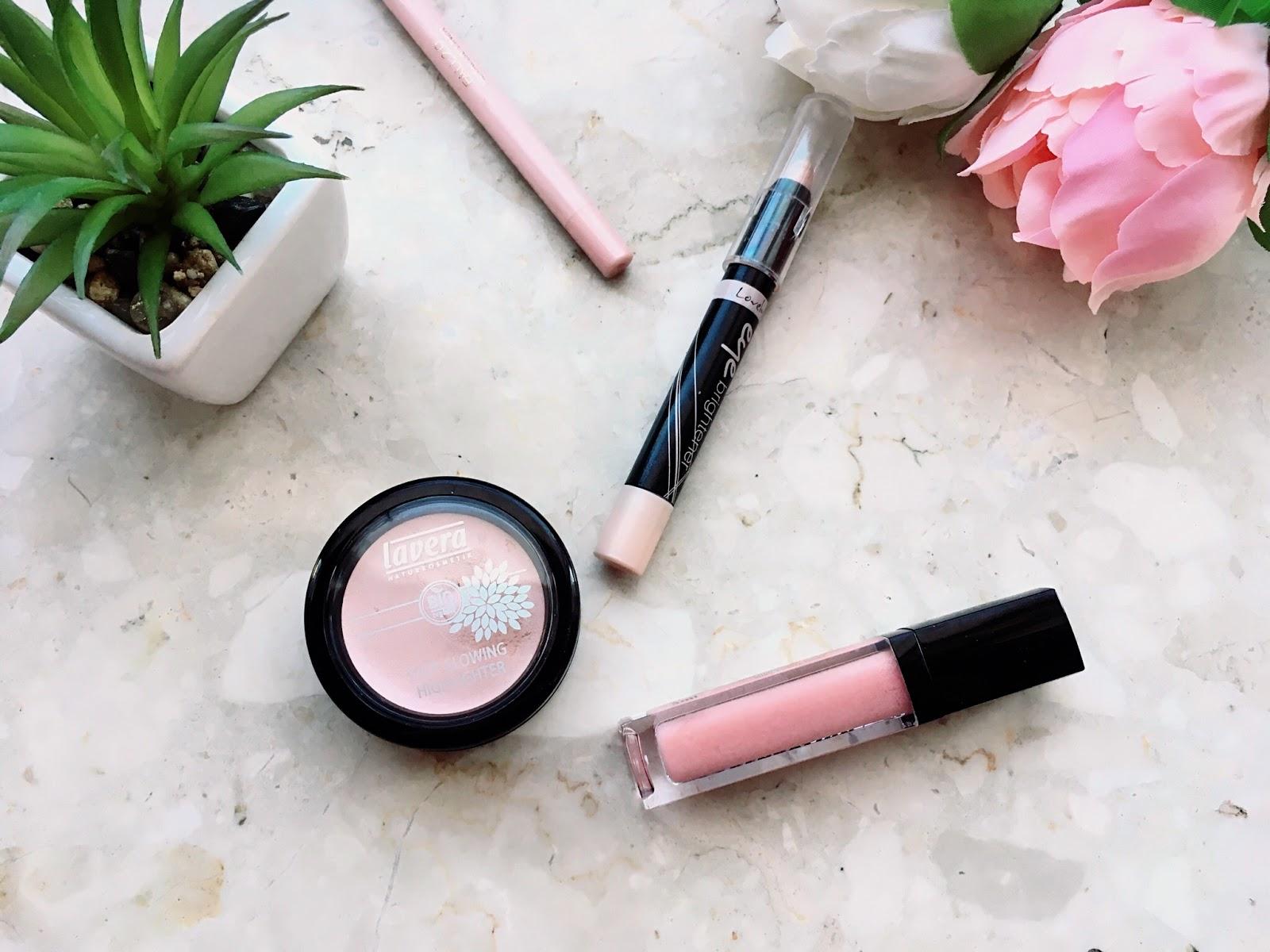 Kremowy rozświetlacz Lavera Soft Glowing Highlighter - moje wrażenia | Ekofilka - naturalnie, że kosmetyki