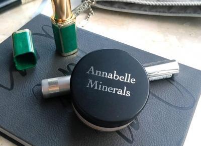 Mineralnie - Podkład Matujący Annabelle Minerals  | Ekofilka - naturalnie, że kosmetyki
