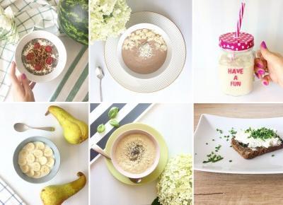 8 pomysłów na fit śniadanie