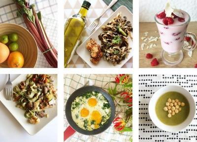 20 produktów niezbędnych do zdrowego odżywiania