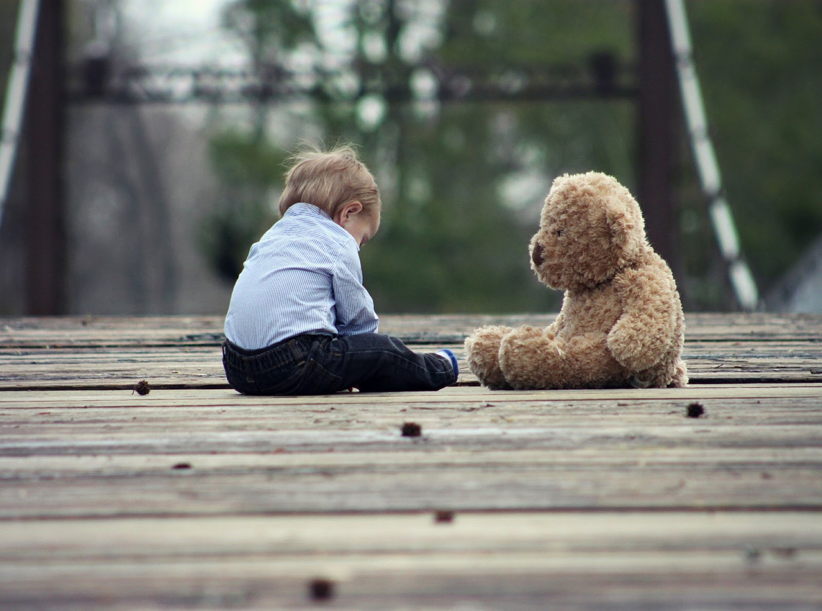 3 moje dziwne przekonania, czyli jak dzieciak patrzy na ?wiat - EnEnka
