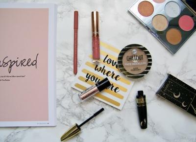 Ulubieńcy kosmetyczni | Nabla, Hean, BellaPierre - Enestelia - blog o urodzie i stylu życia