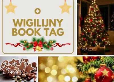 Książkowa Dusza: Wigilijny Book Tag