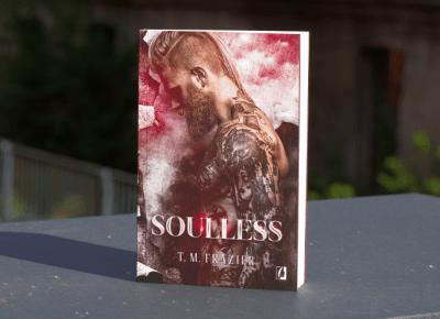 Soulless - T.M. Frazier [RECENZJA] - ▪ Mów mi Kate ▪ blog lifestylowo-recenzencki