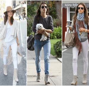 W stylu gwiazd: Alessandra Ambrosio - ▪ Kate's World ▪ fashion, beauty
