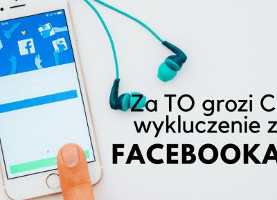 Jak uniknąć banu na Facebooku