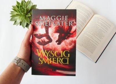 Maggie Stiefvater: Wyścig śmierci - ▪ Mów mi Kate ▪ blog lifestylowy