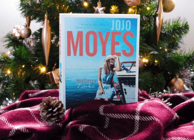 Srebrna Zatoka - Jojo Moyes [PRZEDPREMIEROWO] - ▪ Mów mi Kate ▪ blog lifestylowo-recenzencki