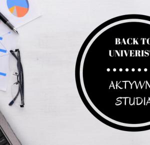 ▪ Mów mi Kate ▪ blog modowy i lifestylowy: Back to University: aktywne studia