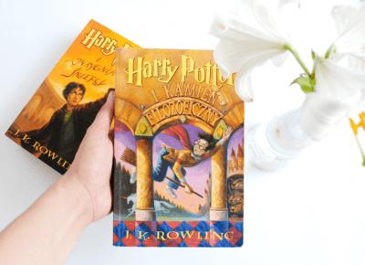 Harry Potter... Książka, od której wszystko się zaczęło - ▪ Mów mi Kate ▪ blog lifestylowy