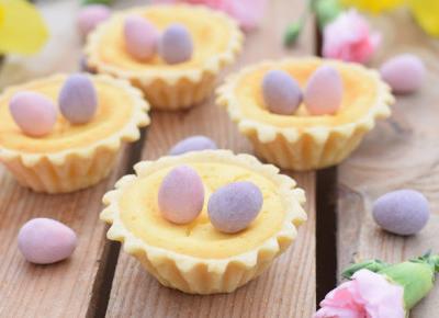 Sweet baking: Ajerkoniakowe serniczki babeczki
