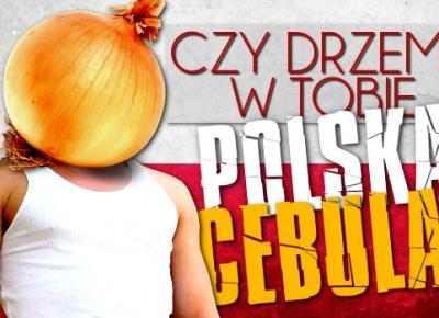 Czy drzemie w Tobie polska cebula?