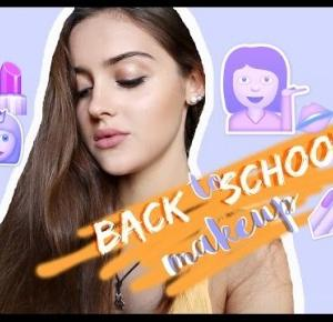 BACK TO SCHOOL: MAKEUP TUTORIAL