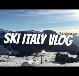 ⛷ Ski ITALY VLOG ⛷ | FANAFORCE