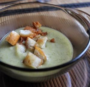 Zupa krem z brokułów - forfitshape.pl