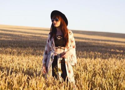 Stylizacja w Stylu Boho - Fashion Utopia