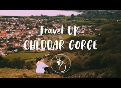 Travel UK - Cheddar Gorge! Gdzie powstaje najlepszy ser na świecie?