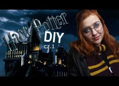 Harry Potter DIY CZ.1
