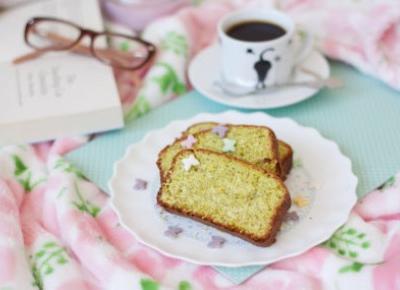 Mąka z zielonego groszku - pomysł na lekkie i zdrowe ciasto - Fitkot