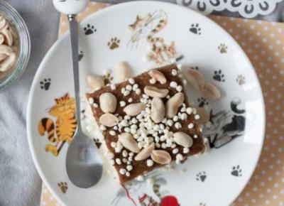 Kokosowy jagielnik z daktylowym solonym karmelem - Fitkot