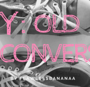 DIY : OLD CONVERSE           -           flawless bananaa