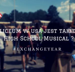 Czy liceum w USA jest takie jak High School Musical ? | #ExchangeYear | - FlawlessBananaa by Anna Walczak