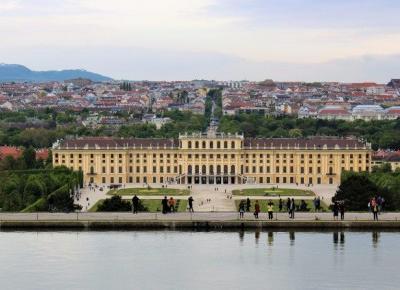 Schonbrunn - 10 faktów o njapopularniejszej atrakcji Wiednia.