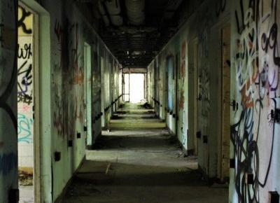 Opuszczone miejsca w Berlinie. - Lotnisko, Szpital, Park rozrywki i inne