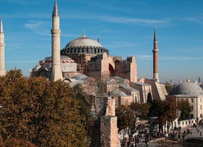 Hagia Sophia Ciekawostki - 11 mało znanych faktów o świątyni