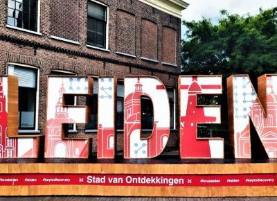 Leiden. Miasto Rembrandta – Przewodnik po mieście