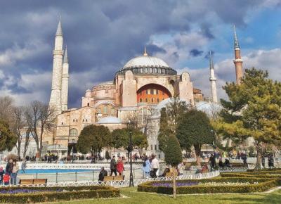 Pierwszy raz w Turcji na własną rękę.