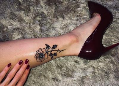 Welcome to my world : #68 My second tattoo