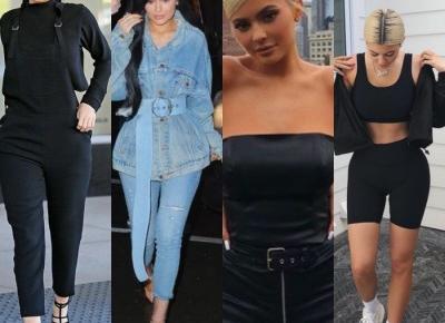 Odtwarzam stylizacje Kylie Jenner. Już od 9.99zł!!