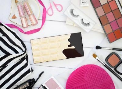 Nowa Czekoladka Z Zupelnie Nowym Wnetrzem I Heart Revolution Nudes Chocolate Palette - Inspirowana ABH Soft Glam ? + Makijaz | Gabrysiowa Mama