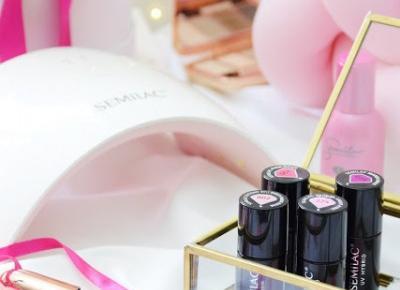 Jak Rozpoczac Przygode Z Manicure Hybrydowym Z Marka Semilac  ? | Gabrysiowa Mama