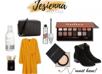 Moja Jesienna Wishlista / Ubrania, Kosmetyki, Pielegnacja / Must Have | Gabrysiowa Mama