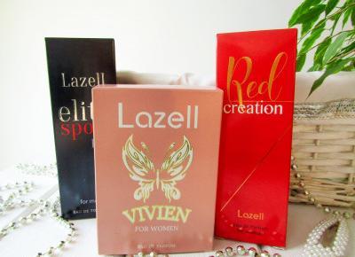 Perfumy od Lazell | Gangstyle