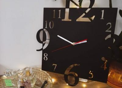 Tyk, tyk, tyk... czyli zegar od Briso Design | Gangstyle