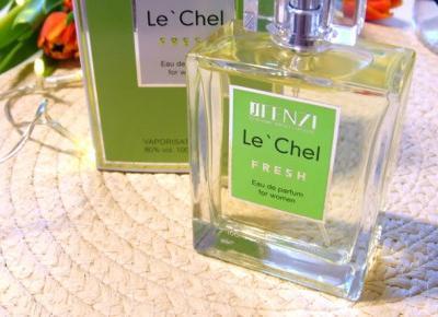 JFenzi Le Chel Fresh - odpowiednik Chanel Chance eau de Fraiche  | Gangstyle