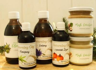 Naturalny Olej - moc natury | Gangstyle