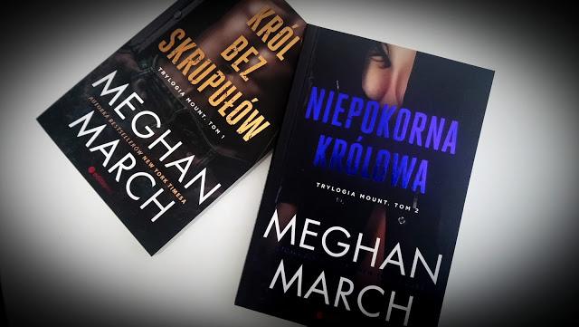 Świat ukryty w słowach: [230] [PRZEDPREMIEROWO] Meghan March -
